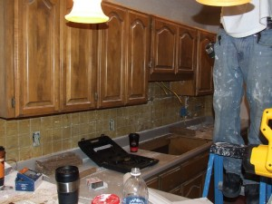 Kitchen Remodel Pearland Houston Texas