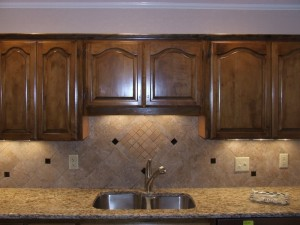Kitchen Remodel New Sink, Counter and Cabinets