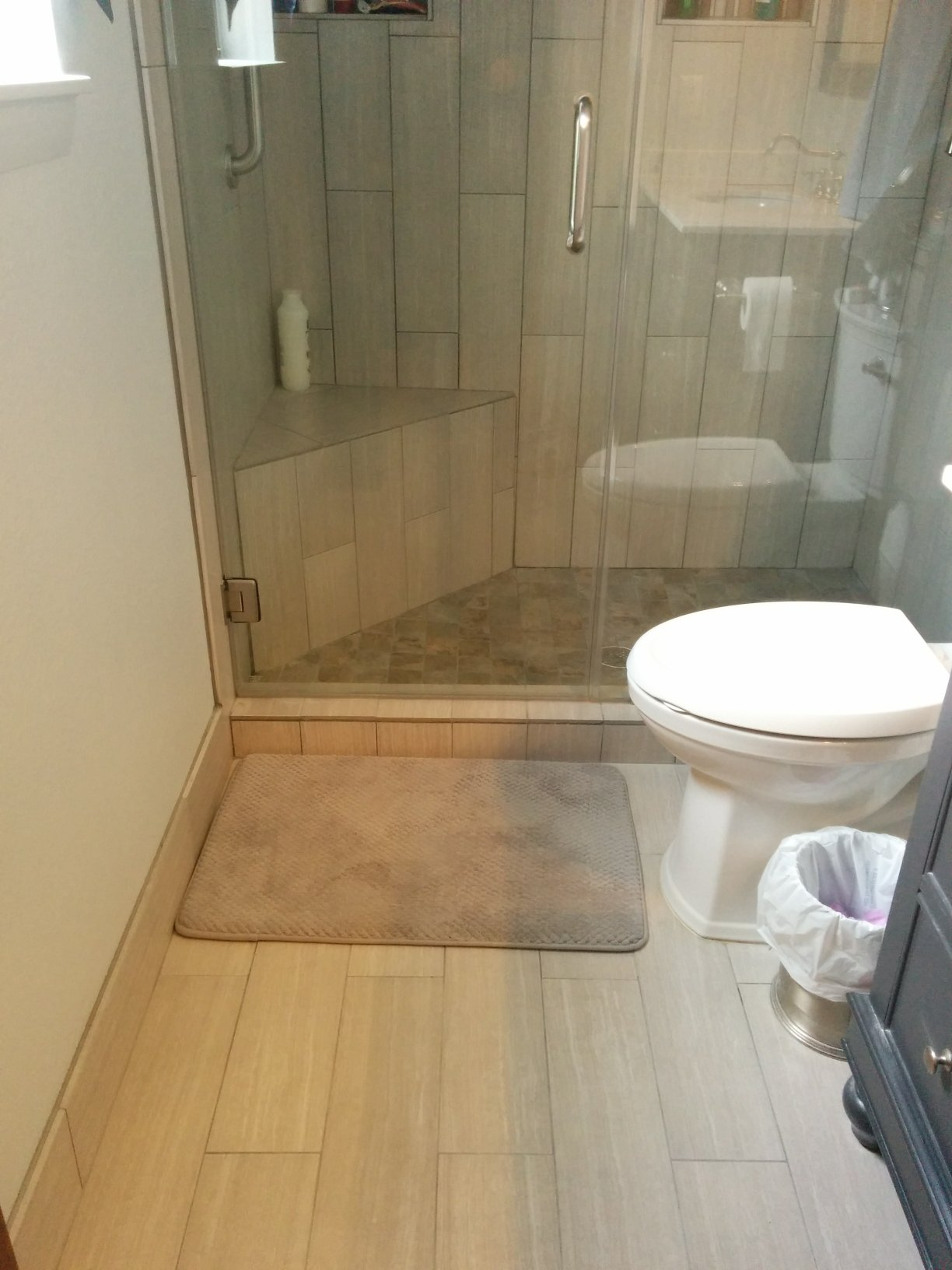 Nagel Shower And Bath Floor Deer Park Seabrook League City - Renovate bathroom floor